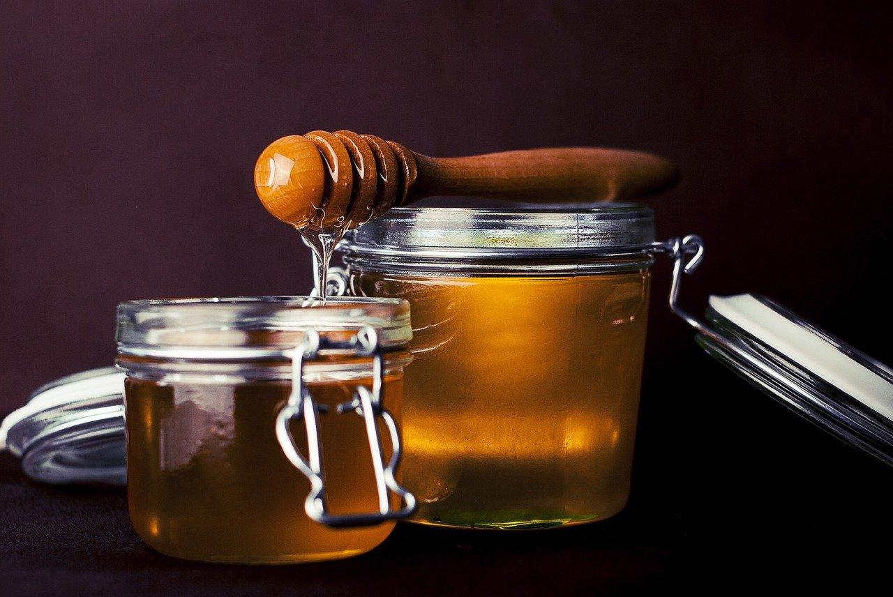 Honigkolben Honig Honigschleuder was ist das